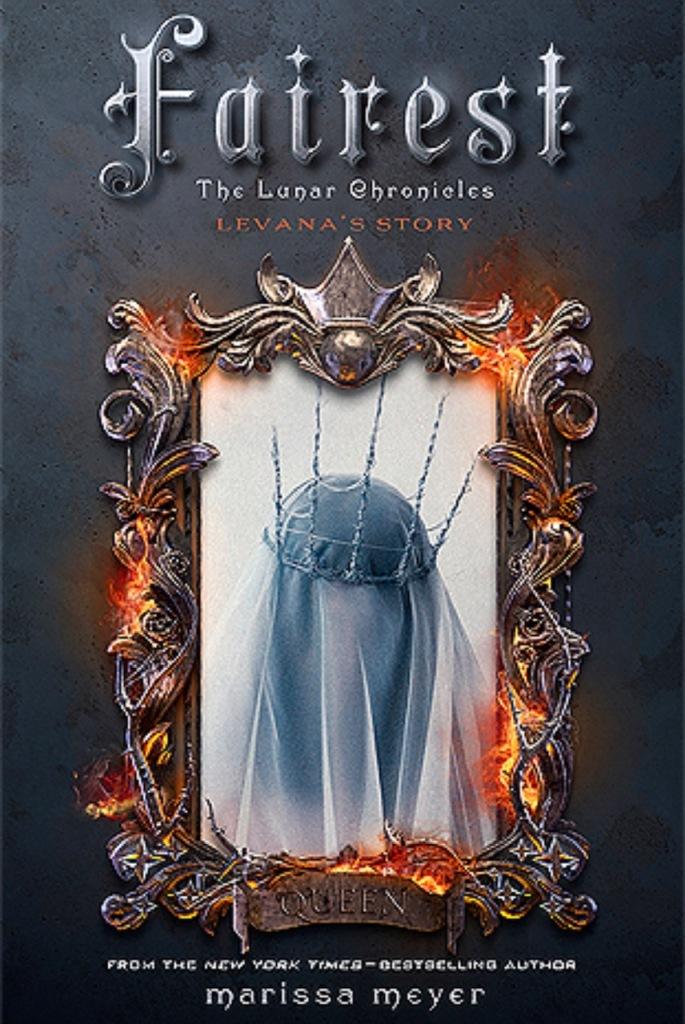 Fairest Lunar Chronicles by Merissa Meyer
