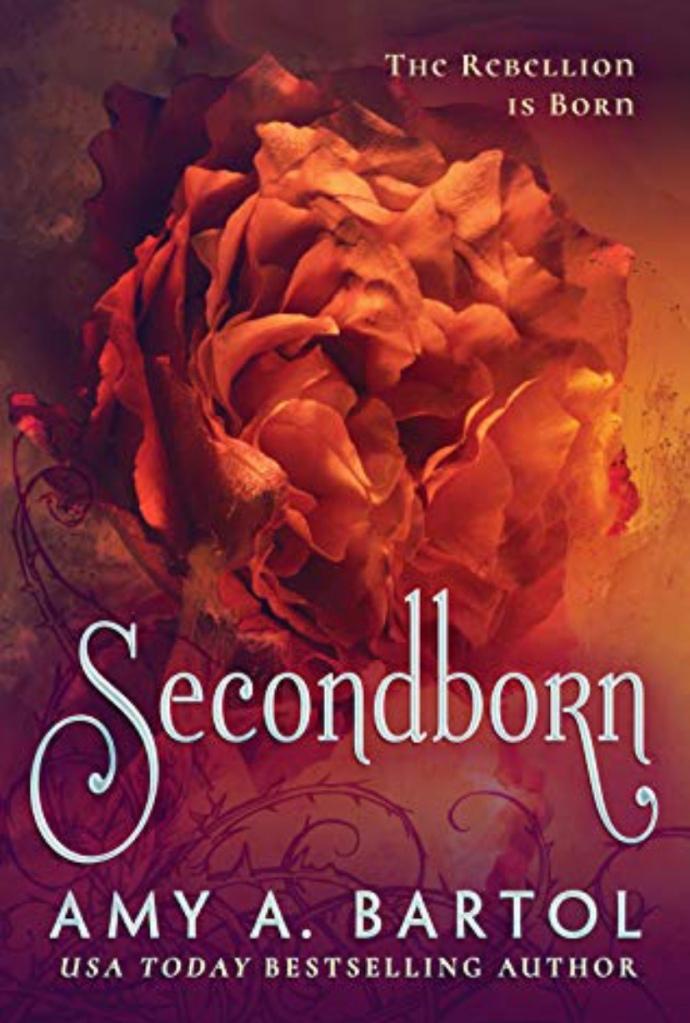 secondborn by amy a bartol
